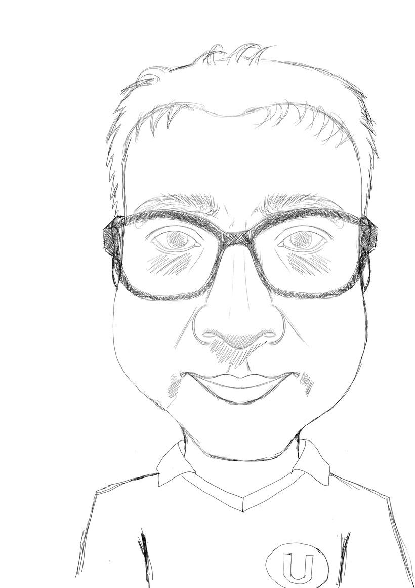 Ilustracion - Caricatura Digital 1