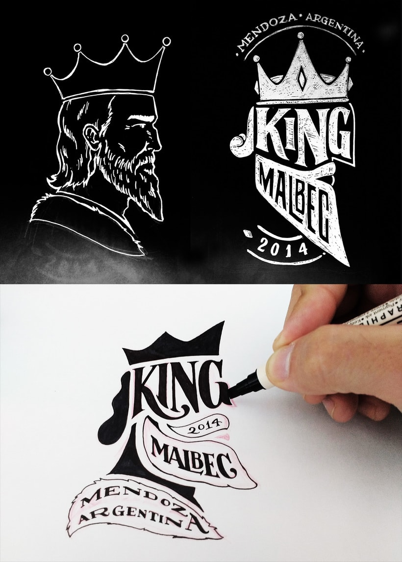 King Malbec :: Bodegas Norton Argentina 1