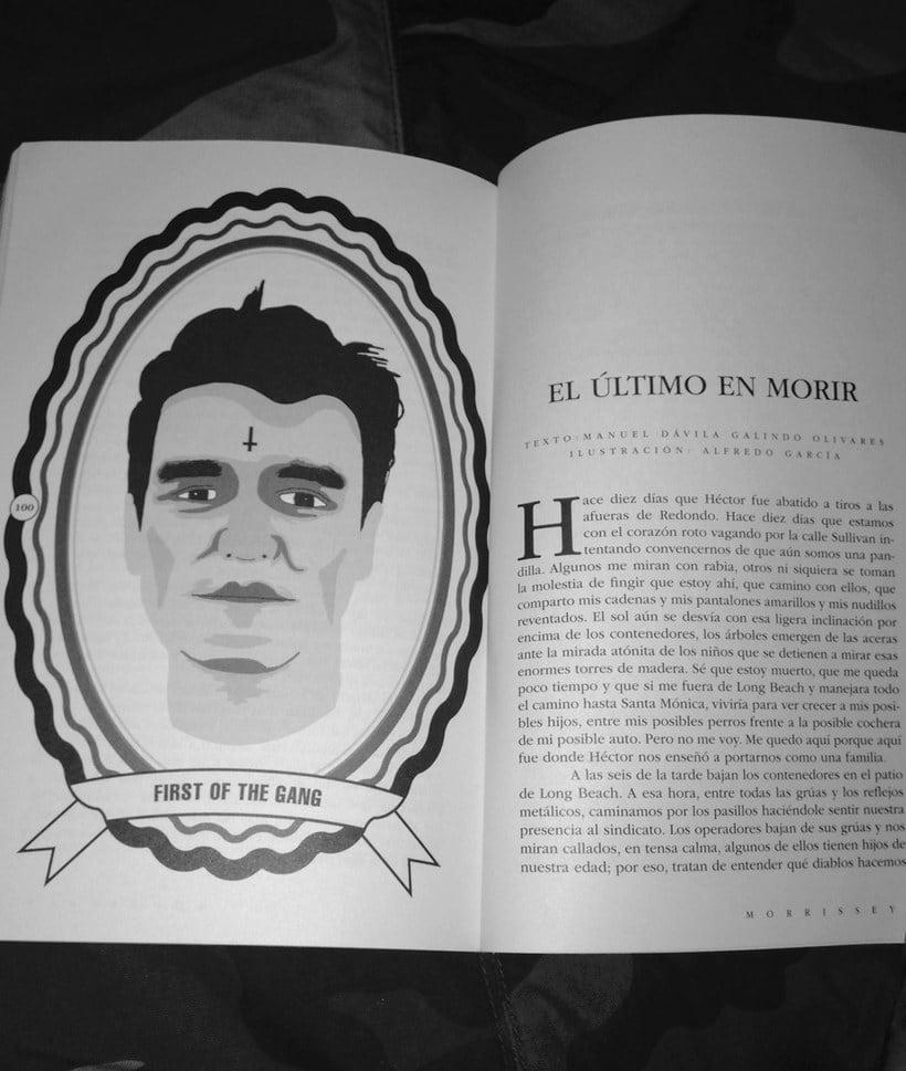 Morrissey y los Atormentados 3