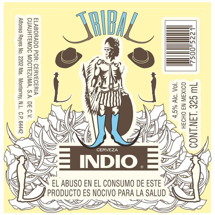 Géneros Musicales x  Etiquetas Indio Tribal -1