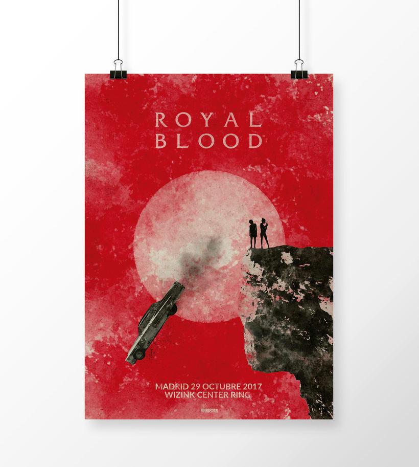 Royal Blood Madrid 29/10/17 -1