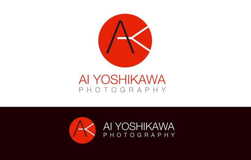 Ai Yoshikawa Photography. Diseño, programación web con customización de plantilla wordpress 2