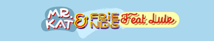 Mr. Kat & Friends Feat. Abraham Lule 0