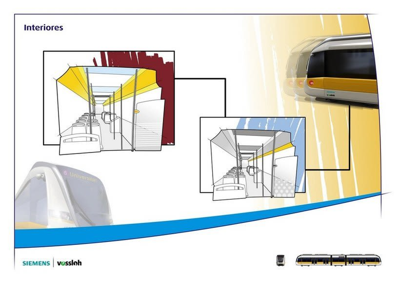 Rediseño tranvías de Valencia 1