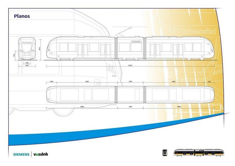 Rediseño tranvías de Valencia 3