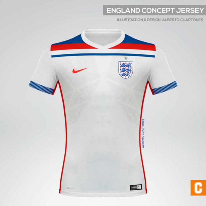 England Concept Kit 0