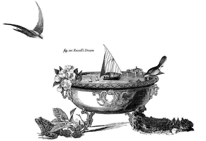 Ilustraciones para Puch Room. 9