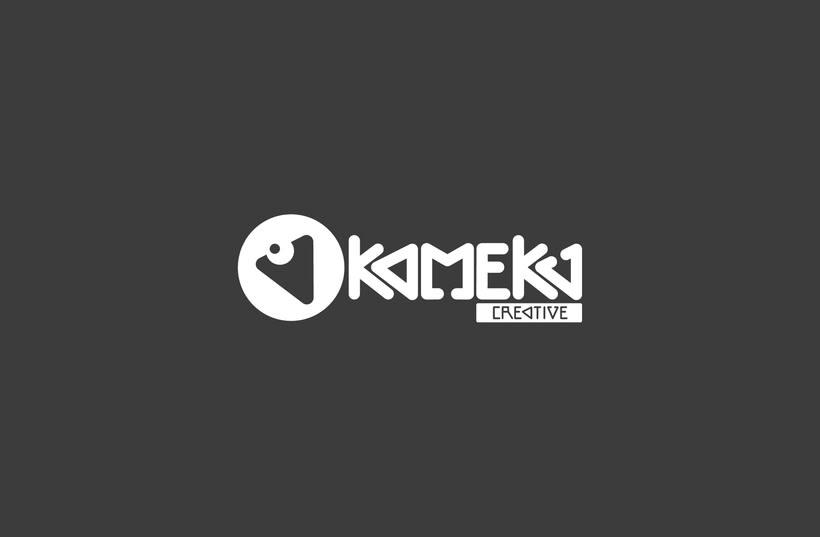 Identidad Kameku Creative 1