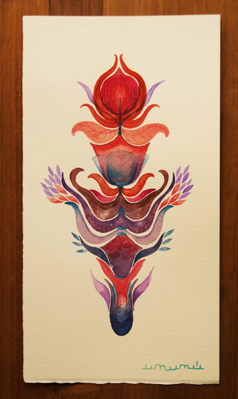 Ka'avo, simetría orgánica 3