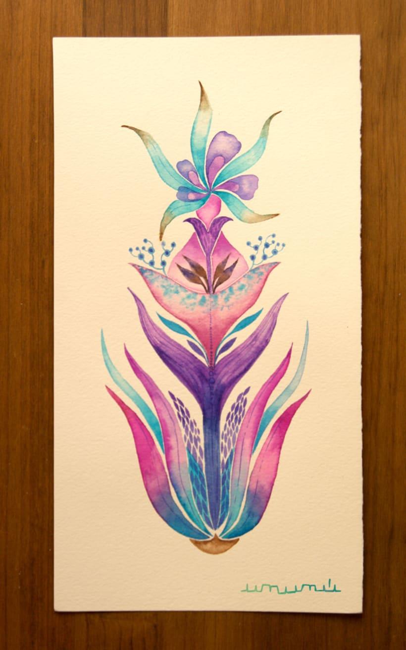 Ka'avo, simetría orgánica 5