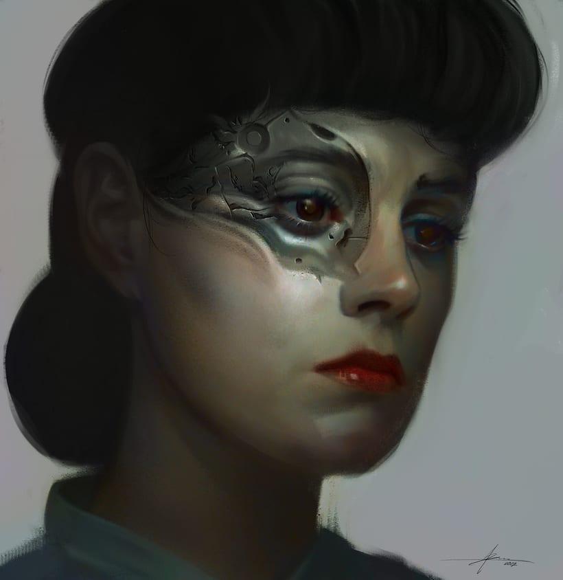 Rachael - Blade Runner 0