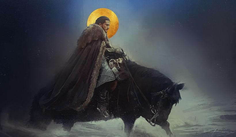 Jon Snow 0