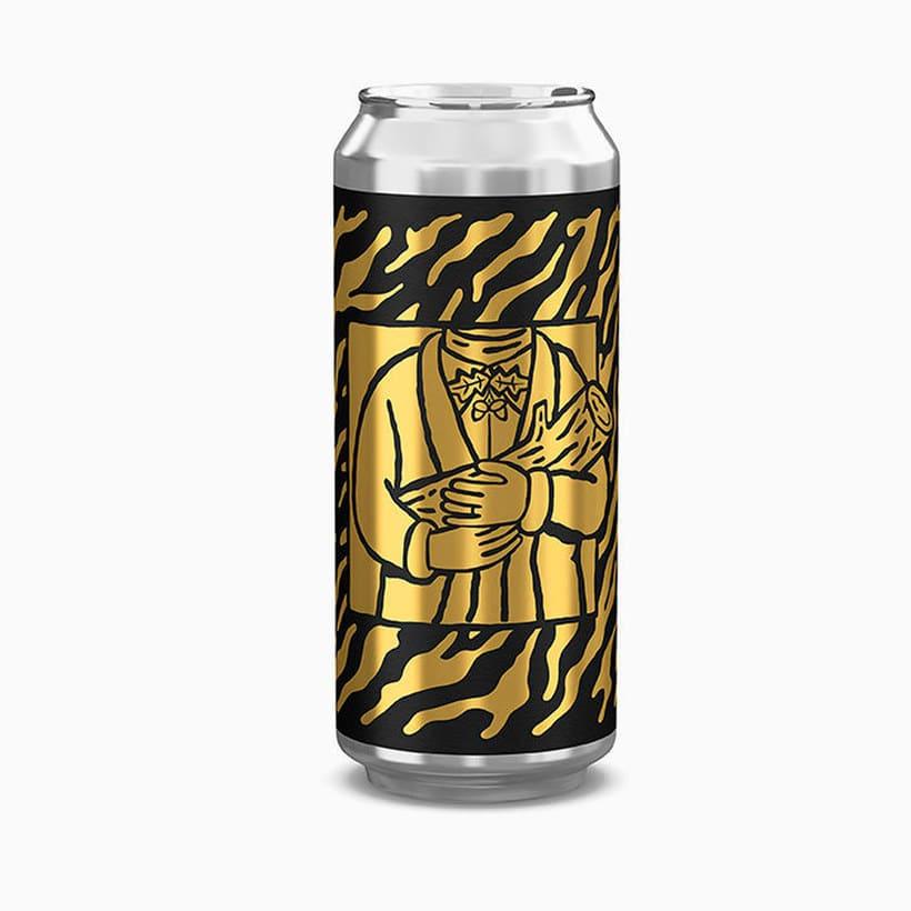 Twin Peaks tiene su propia cerveza con diseño especial 5