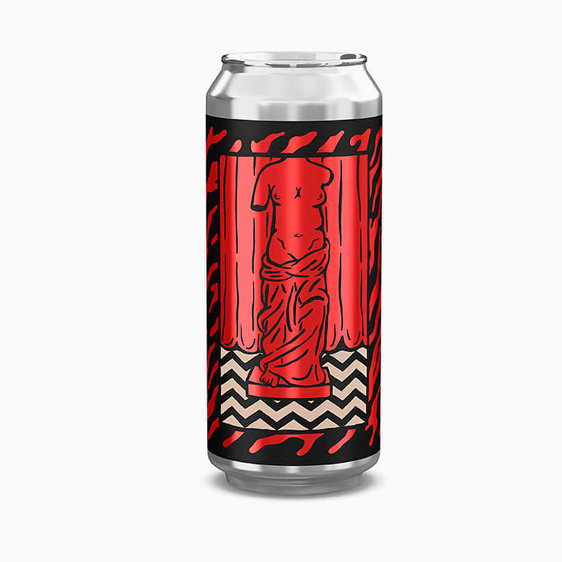 Twin Peaks tiene su propia cerveza con diseño especial 6