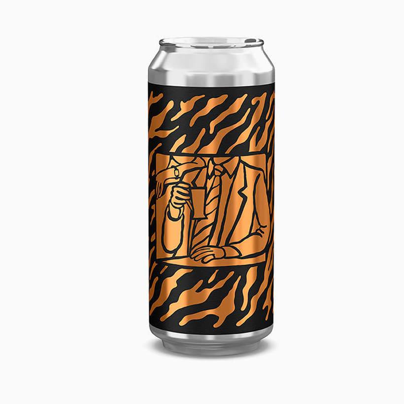 Twin Peaks tiene su propia cerveza con diseño especial 7