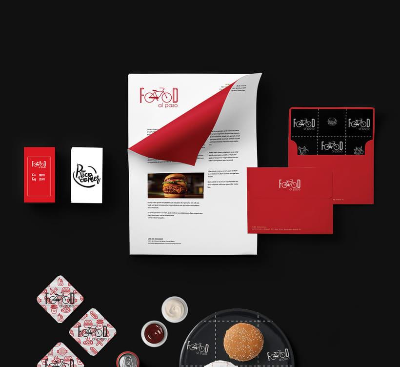 Branding Food al paso 2
