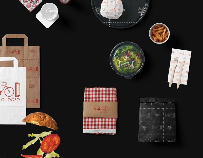 Branding Food al paso 3