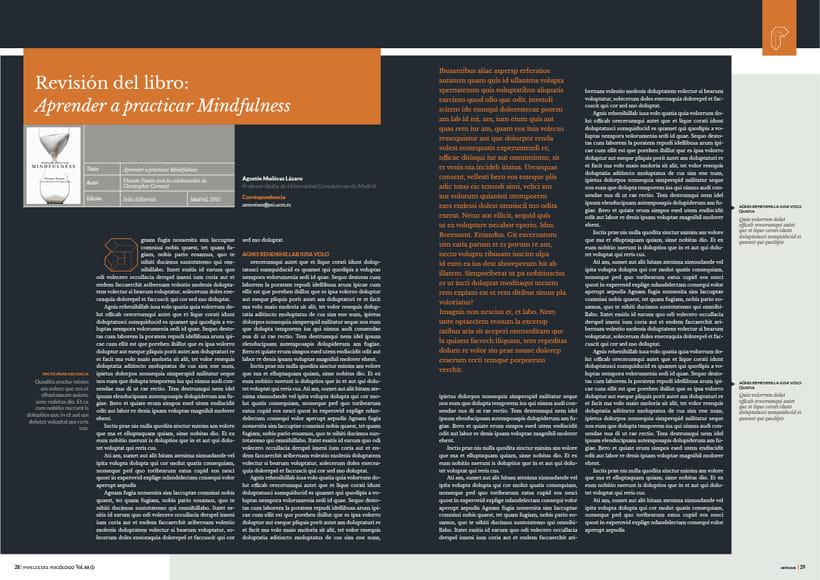 Mi Proyecto del curso: Diseño y construcción de una revista 21