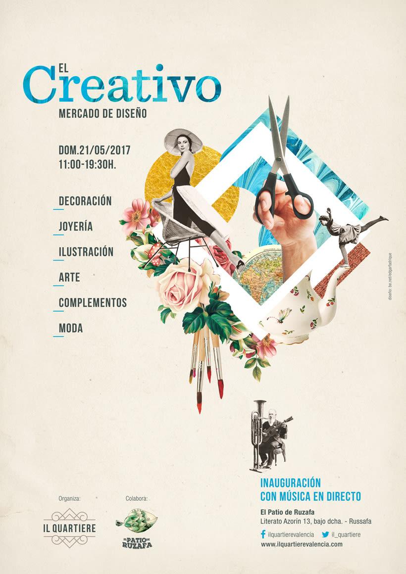 El Creativo. Poster 0