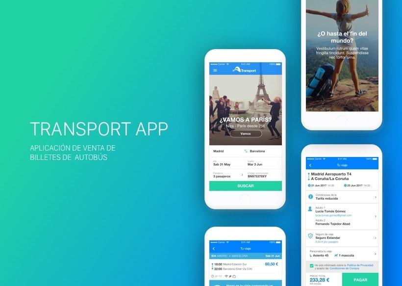 Transport APP propuesta -1
