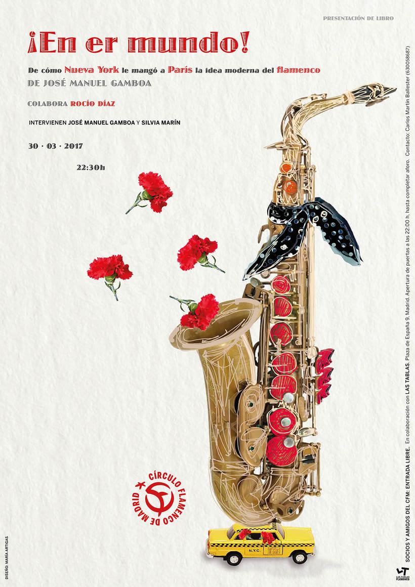 Carteles Flamencos 4