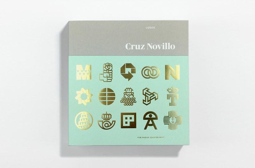 Cruz Novillo. Logos (Libro publicado por Counter-Print) 0