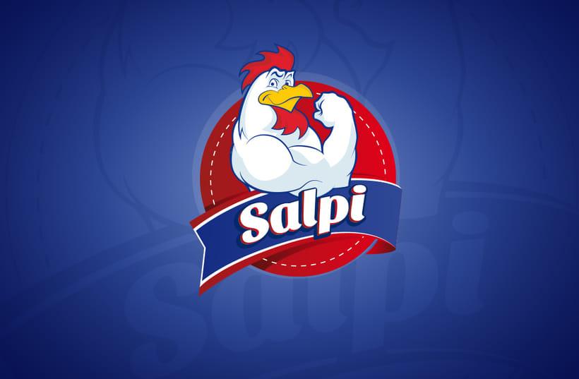 Salpi - Logotipo Restaurante -1