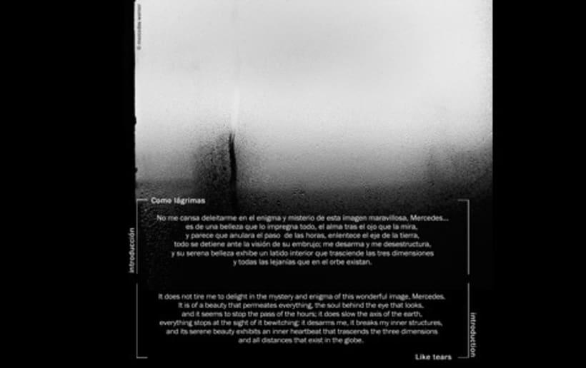 Diseño de e-book de poesía: Poemas en el otro lado 1