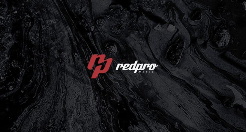 RedPro Music - Logotipo -1