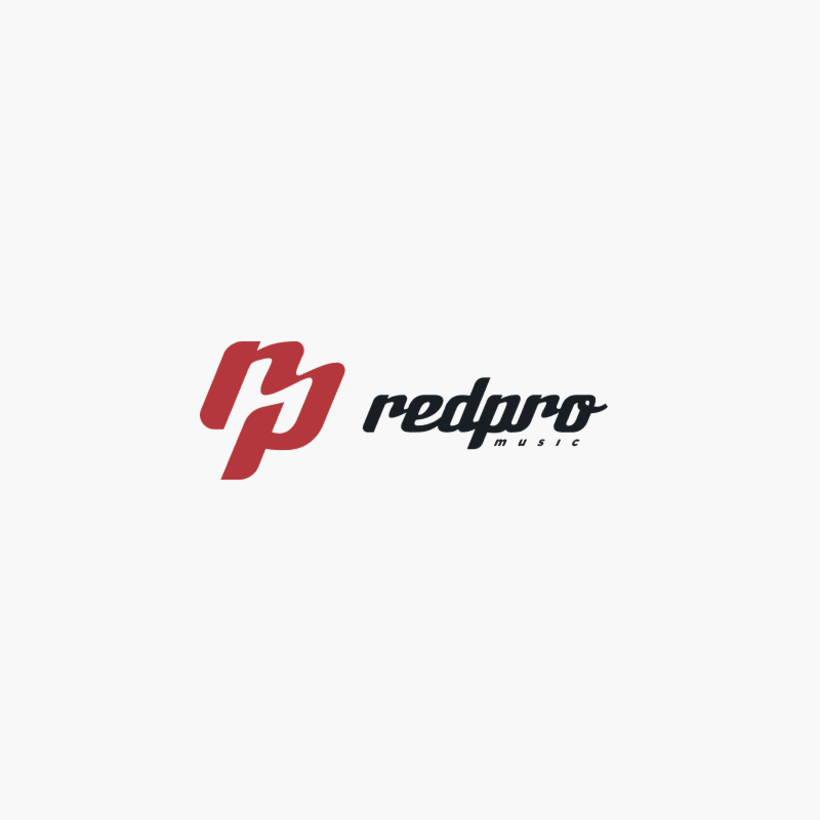 RedPro Music - Logotipo 1