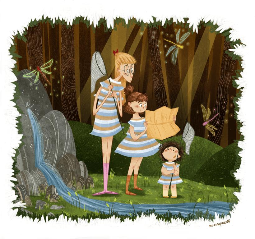 Three Little Sisters -1