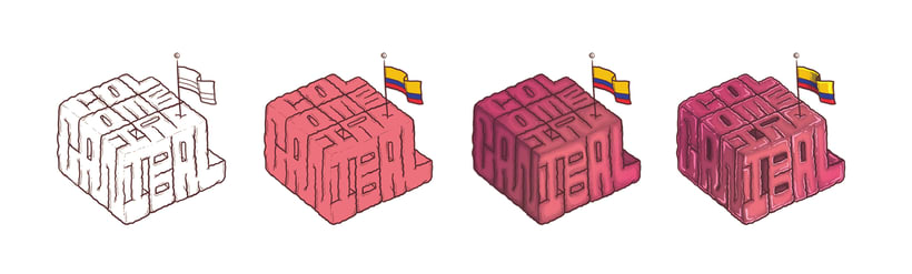Colombia Canibal 1