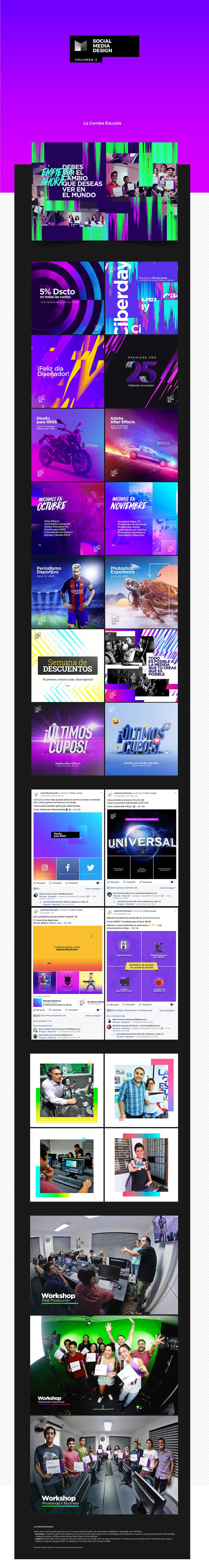 Social Media Design Vol 2 0