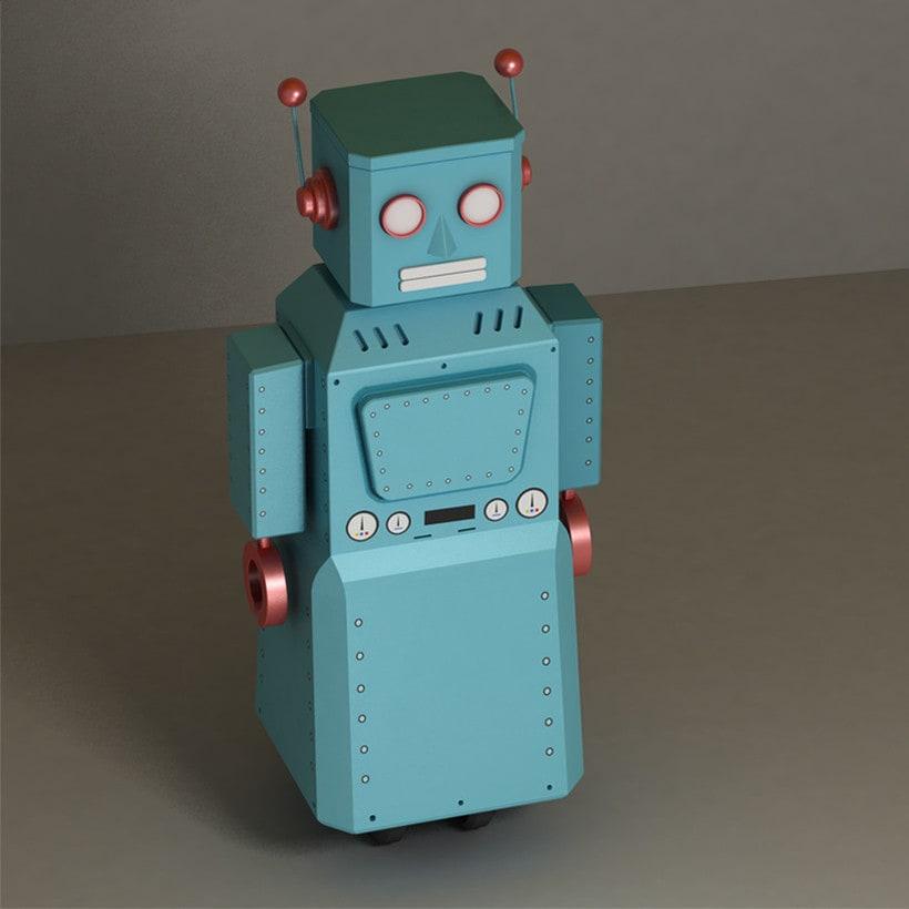 Robotin Amigo 3