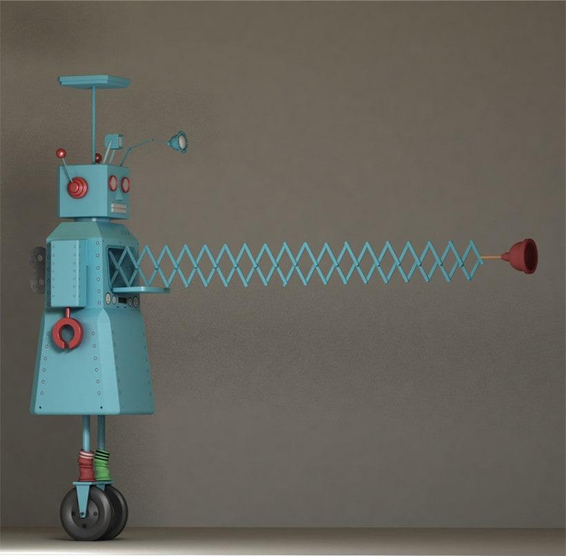 Robotin Amigo 4