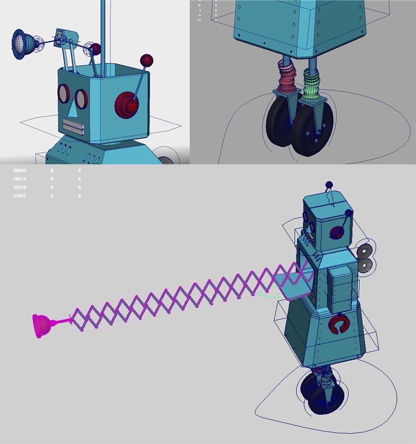 Robotin Amigo 5