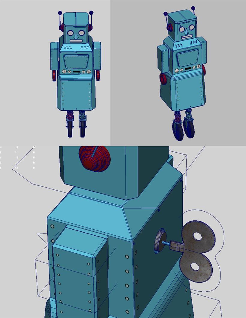 Robotin Amigo 6