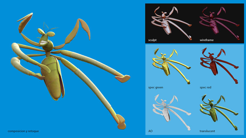 Guille vs Mantis 3