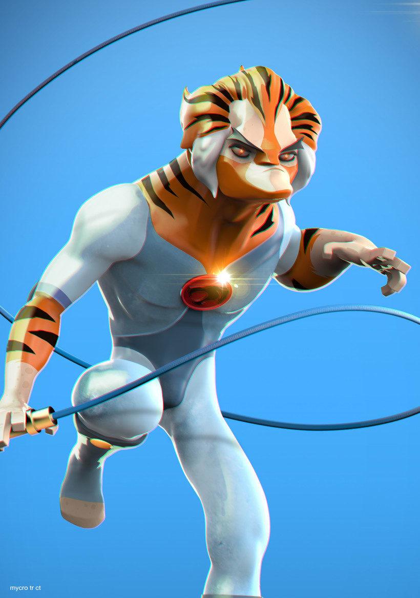 Tigro Thundercats 0