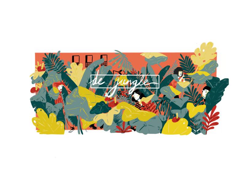La jungla  -1