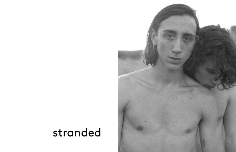 Stranded for Schön magazine 0