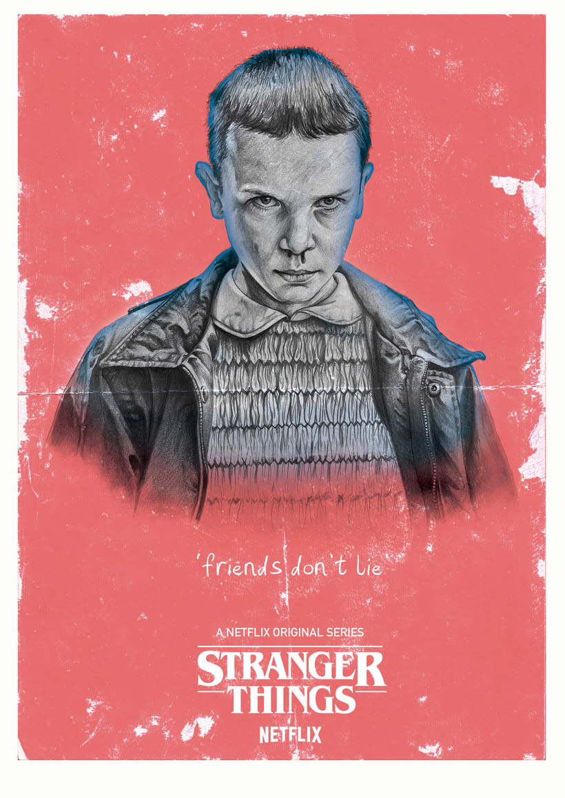 15 diseños que homenajean a Stranger Things 27