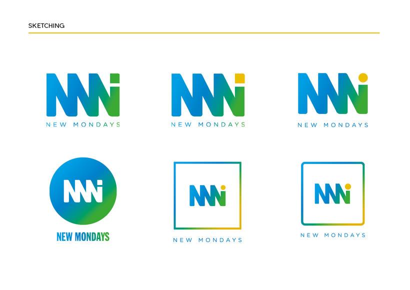 Branding e Identidad | New Mondays  5