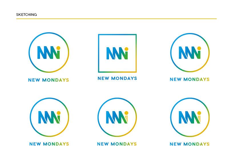 Branding e Identidad | New Mondays  6