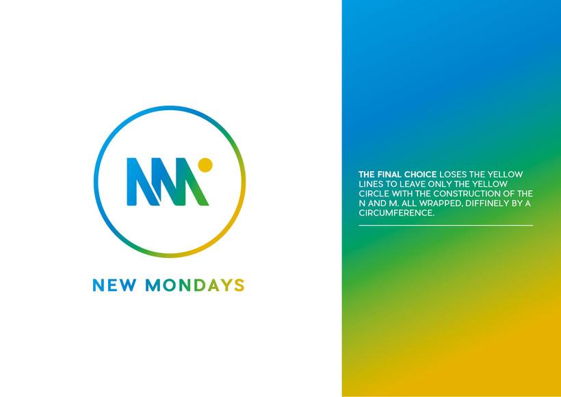 Branding e Identidad | New Mondays  7