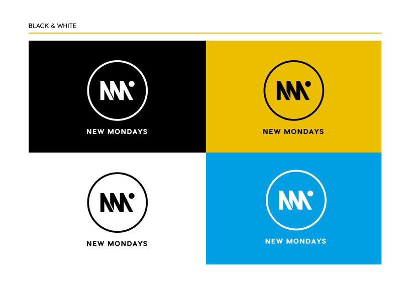 Branding e Identidad | New Mondays  8