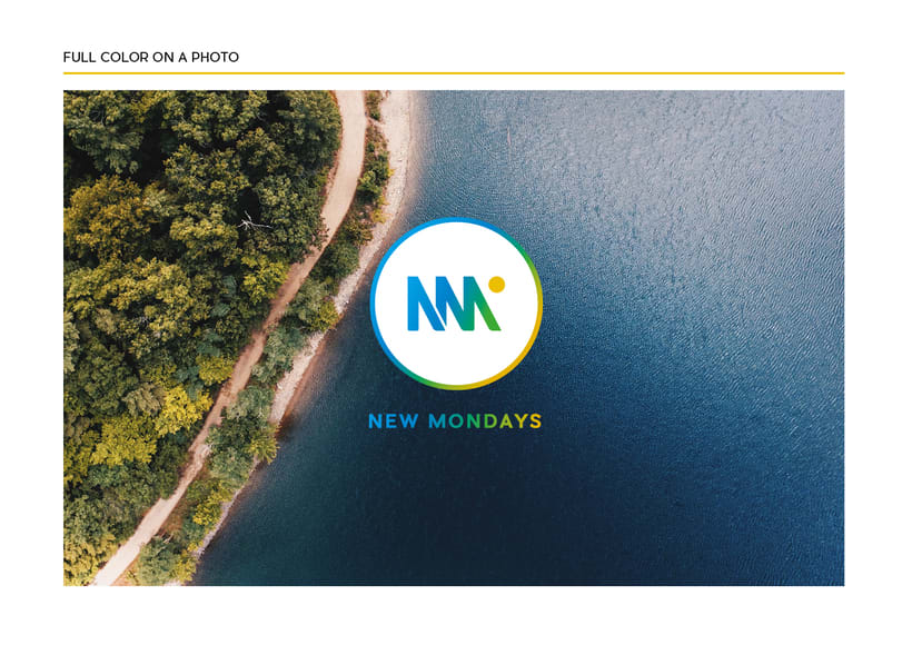 Branding e Identidad | New Mondays  9