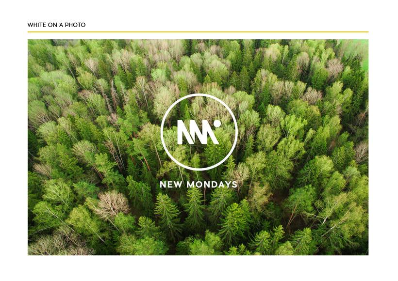 Branding e Identidad | New Mondays  10