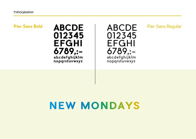 Branding e Identidad | New Mondays  11