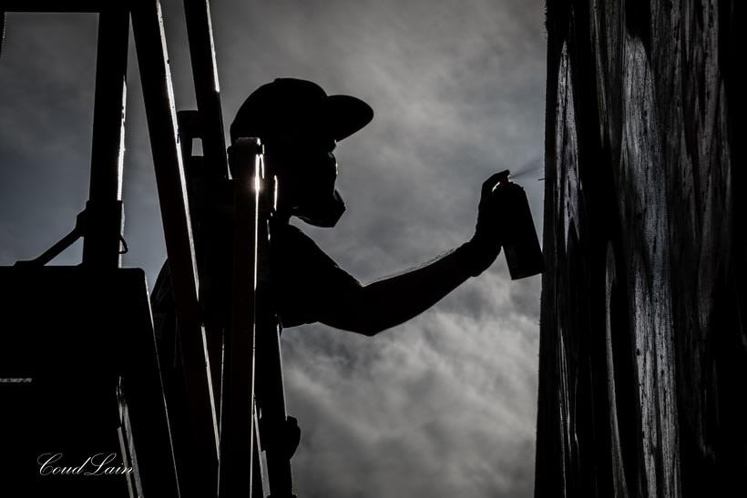29/10/2017 Most Wanted Fest 2017, la fiesta del graffiti de Gijón - Asturias 5